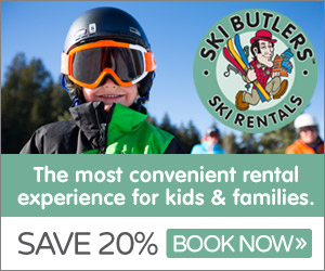Save 20% with Ski Butlers