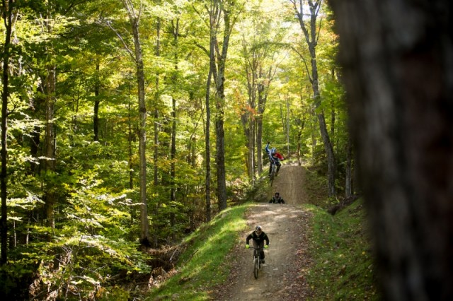 Resort Mountain Bike Parks Feature Miles Of Sweet Trails, Jumps, Berms And Bridges