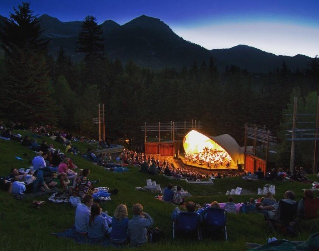 Summer Concerts Envelope Mountain Resorts With Music
