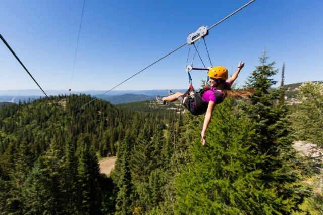 Summer Adventures At Mountain Resorts Center On Kids