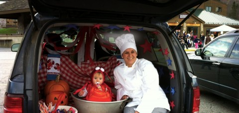 Bretton Woods Trunk or Treat