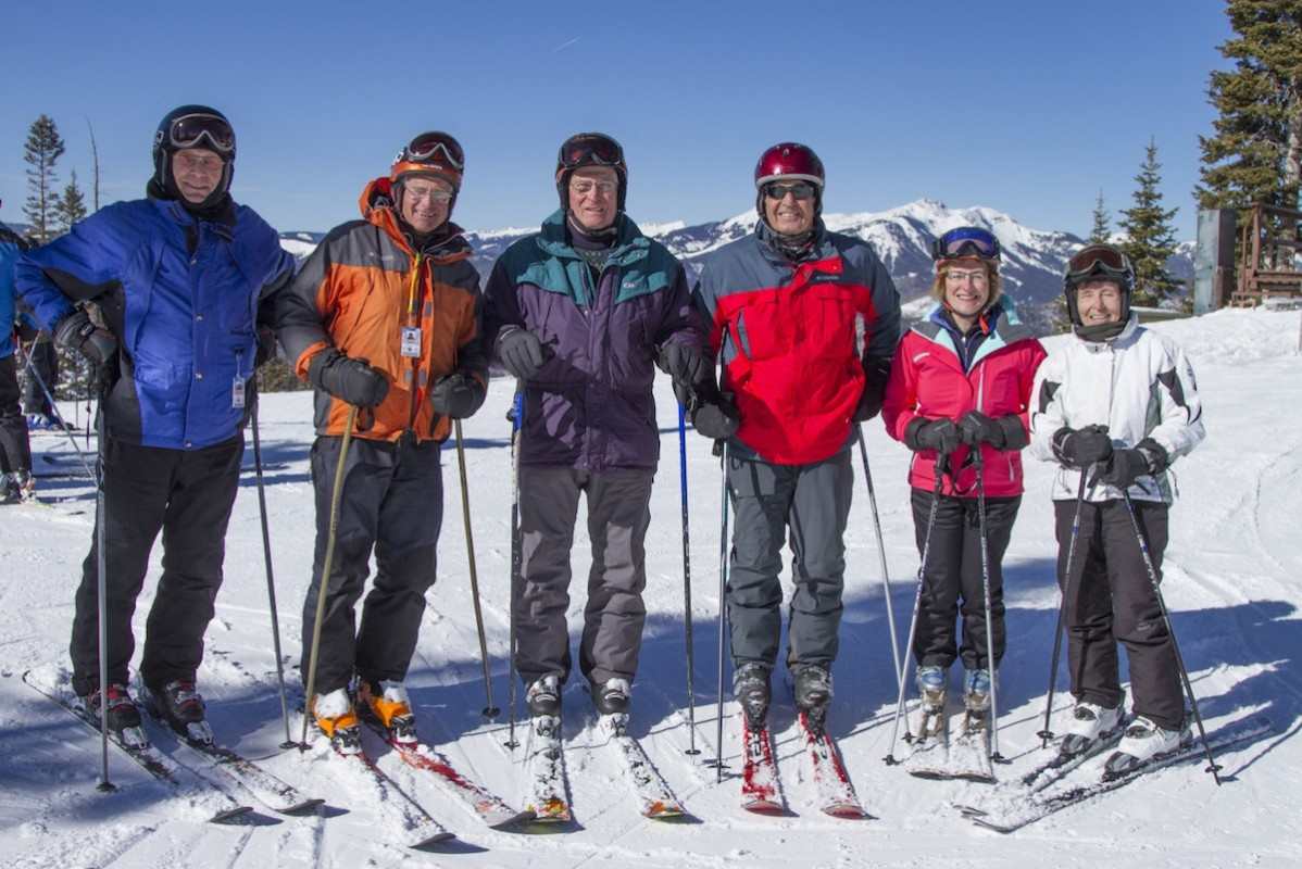 RealSkiers: Silver Skier Reflections and Selections