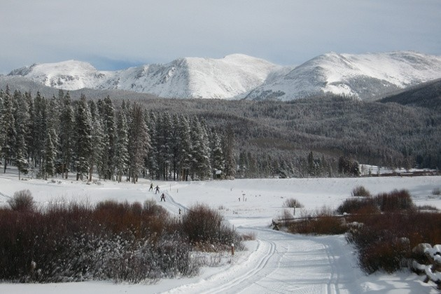 Six Colorado Cross Country Ski Areas - One Pass
