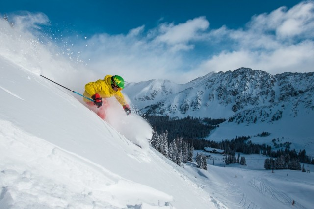 Expansion At Arapahoe Basin Gets OK