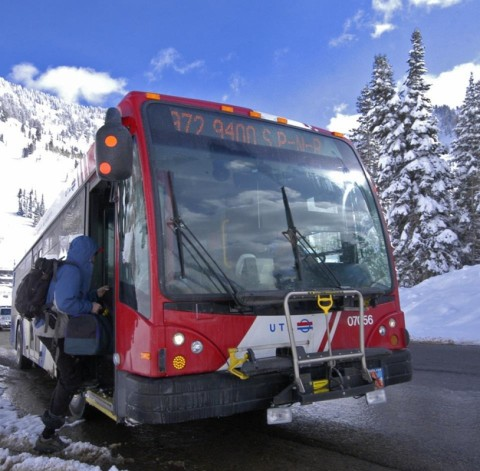 Utah Transit Authority is ramping up service to ski resorts