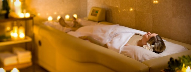 Spa Treatments Relax, Rejuvenate Body And Soul