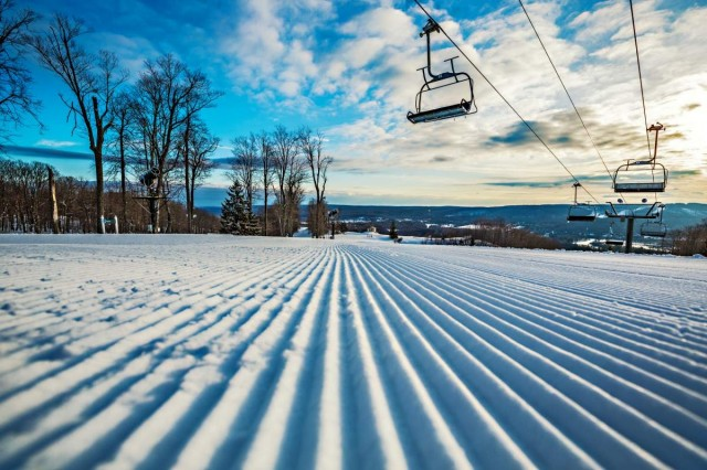 Midwest Ski Areas Continue To Struggle With Roller Coaster Winter