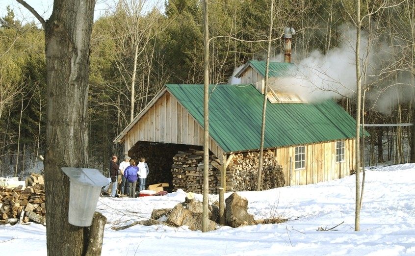 Off-Snow Fun: Maple To Beer, Mineral Springs To Museums