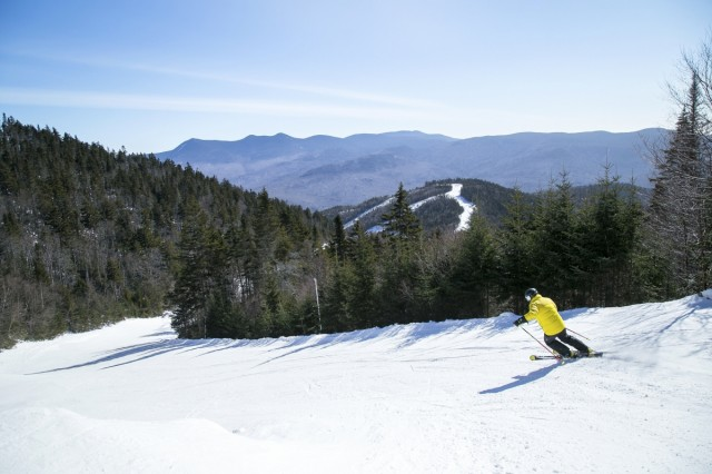 Waterville Valley's New Green Peak Trail Names