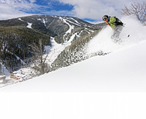 Red Lodge Mountain is extending its season with all their snow.
