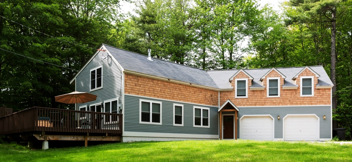 This Lakewood home in Killington has been totally renovated and is listed at $529,000