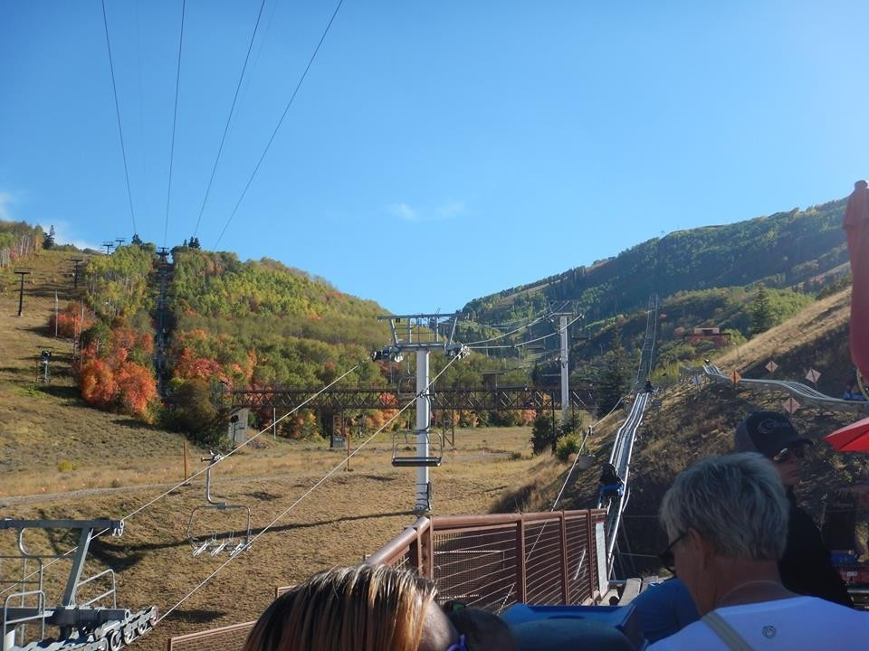 Getting ready to load coaster at Park City (Park City Mountain/Facebook)