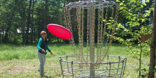 Tee Up Disc Golf For Mountain Fun