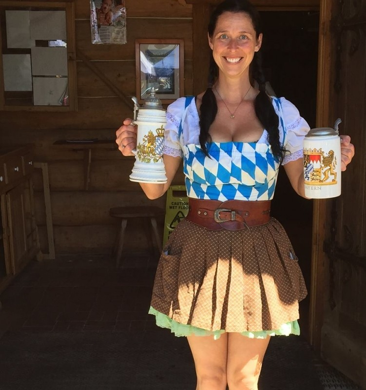 At your service at Bavarian in Taos. (Bavarian Restaurant/Facebook)