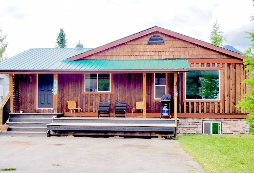Rent an entire home in Golden, BC. (Airbnb)