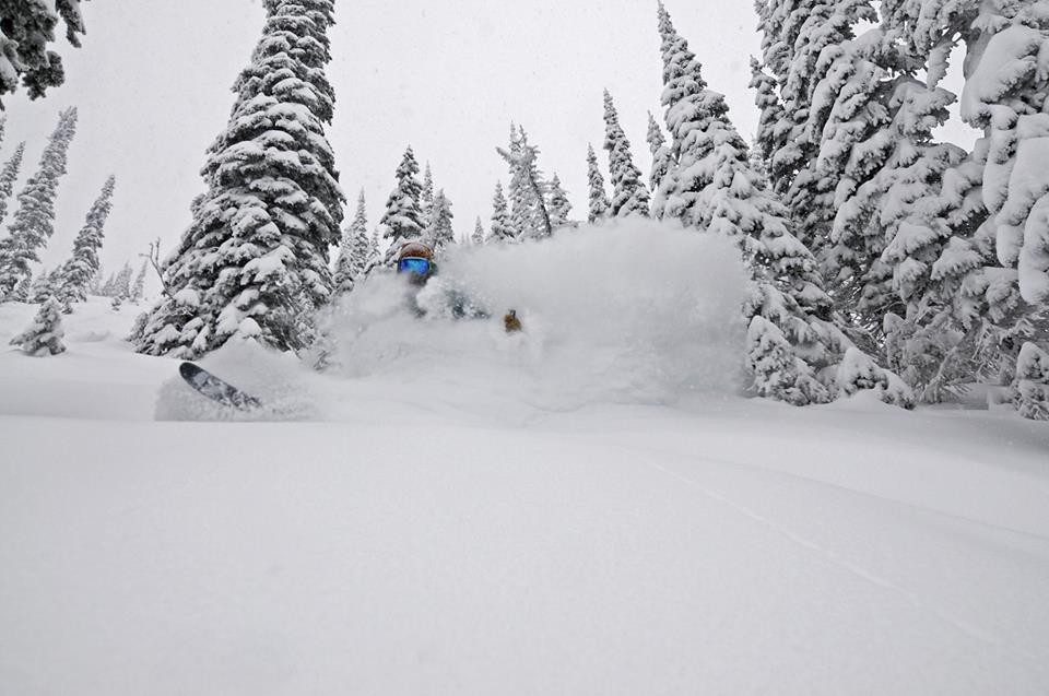 Schweitzer Mountain Resort will be full of cold and powder through the weekend. (Schweitzer/Facebook)