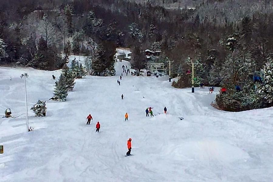 Otsego Ski Club goes public for the first time this season. (Otsego/Facebook)
