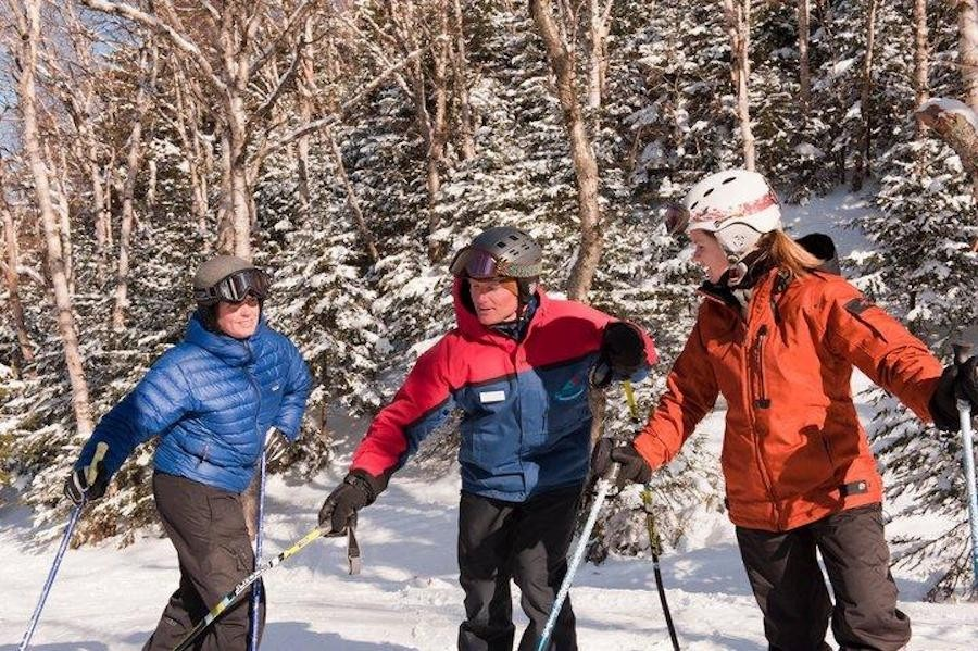 Smugglers' Notch offers great instruction and can be visited with many of Ski Vermont's learn-to-turn packages. (Ski Vermont)