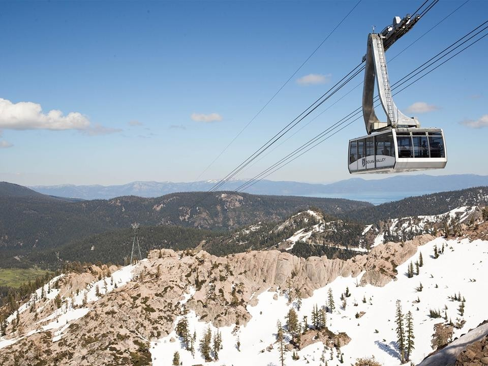Reliable power for lifts and village is goal of microgrid project. (Squaw Valley/Facebook)