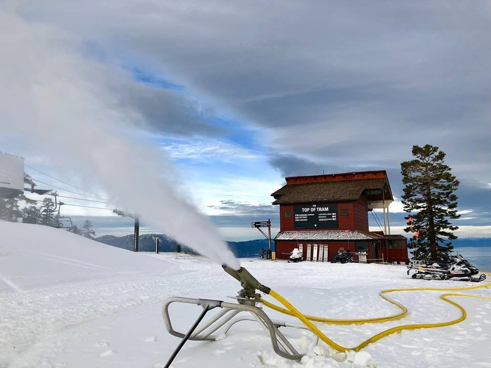 Snowmaking efficiency will improve at Heavenly (Heavenly/Facebook)