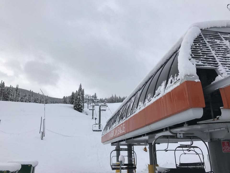 American Eagle to get combo of chairs and gondolas. (Copper Mountain/Facebook)