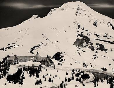 Lifts started turning in 1939. (Timberline Lodge/Facebook)