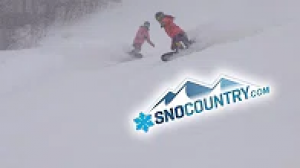 Sunday River 2018 - SnoCountry Snapshot with Halley O'Brien