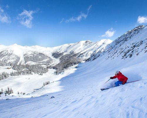 FEATURED RESORTArapahoe Basin, Colorado