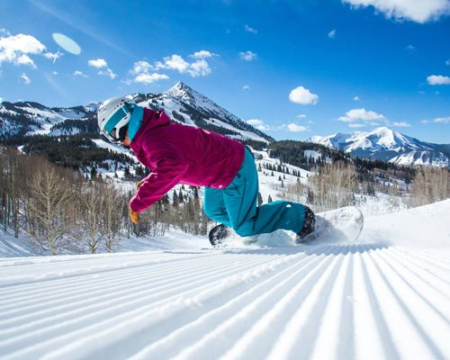 FEATURED RESORTCrested Butte, Colorado