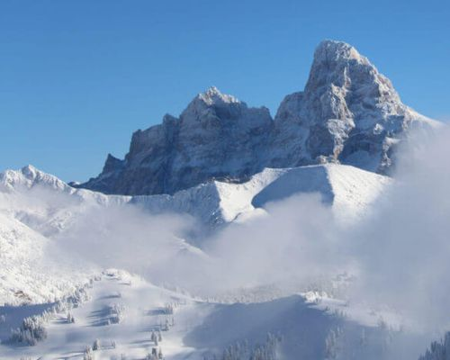 FEATURED RESORTGrand Targhee, Wyoming