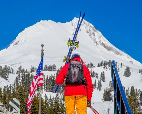 FEATURED RESORTMt. Hood Meadows, Oregon