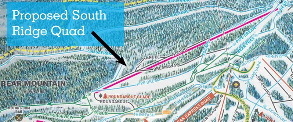 New Chairlift, Revitalization Project Planned For Killington's Bear Mountain