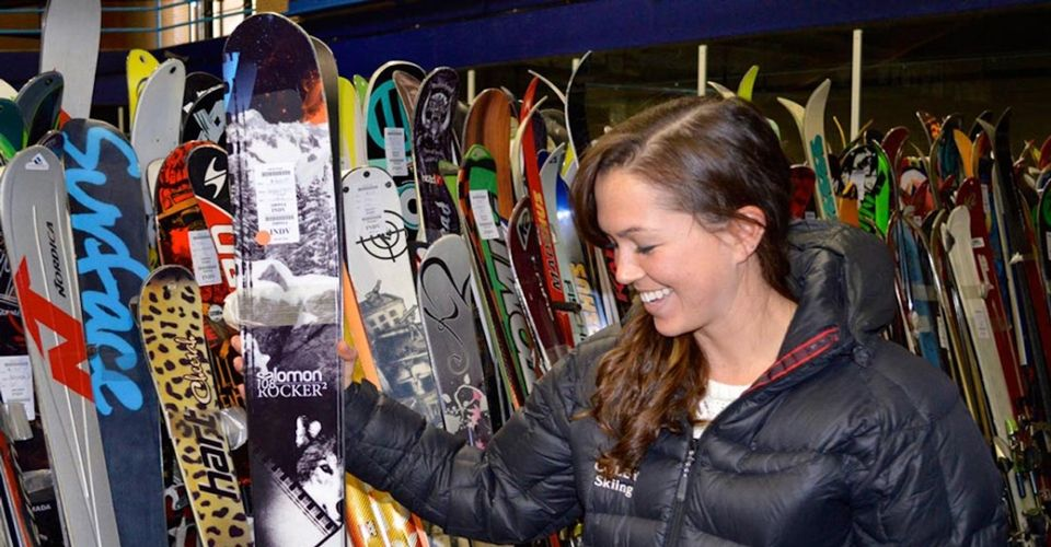 Make The Swap: Affordable Gear Finds At Ski Swaps All Across The Country