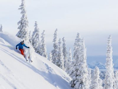 DEAL of the DAYSki/Ride Whitefish From $88