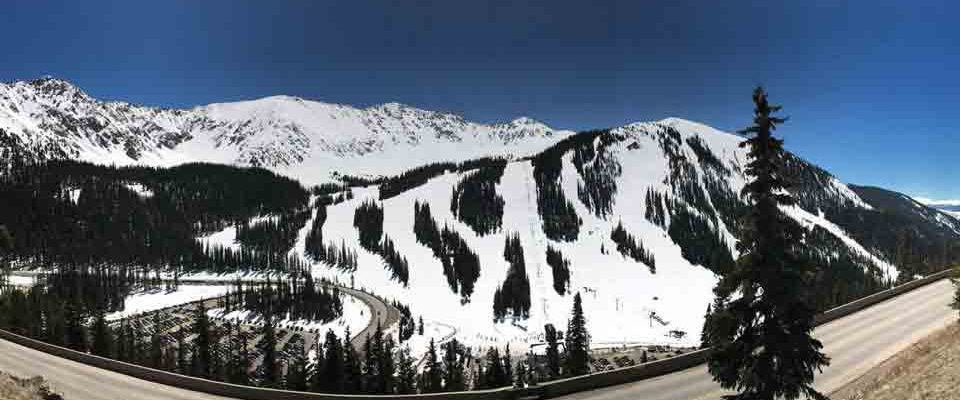 Colorado TraditionSpring, Summer Skiing at Arapahoe Basin