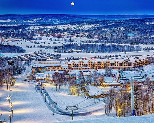FEATURED RESORTBoyne Mountain, Michigan