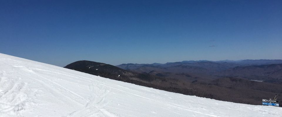 Superstar Glacier!Killington OPEN Weekends Though At Least Memorial Day