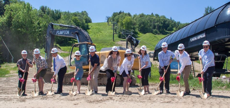 Mount Snow Breaks Ground On Carinthia Lodge