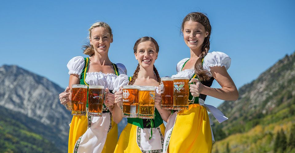 Oktoberfest Time!Traditional Fall Festivals Featuring Beer, Music At Resorts Across the Country