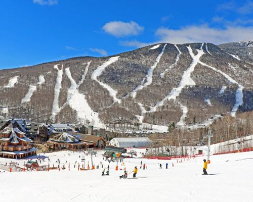 FEATURED RESORTStowe, Vermont