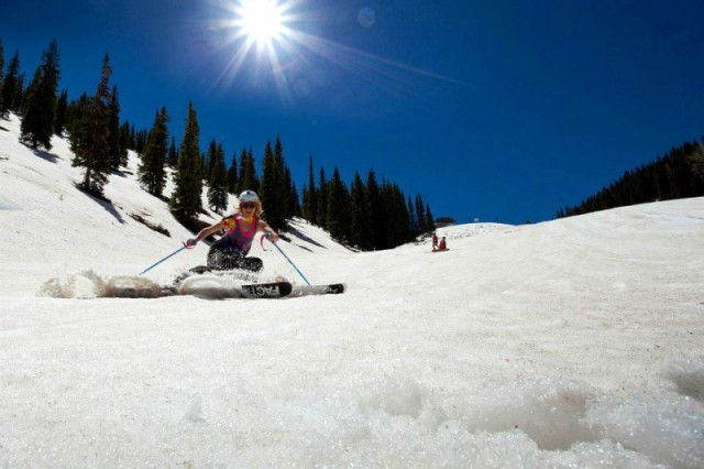 Aspen Opens For Skiing To Kick Off Summer