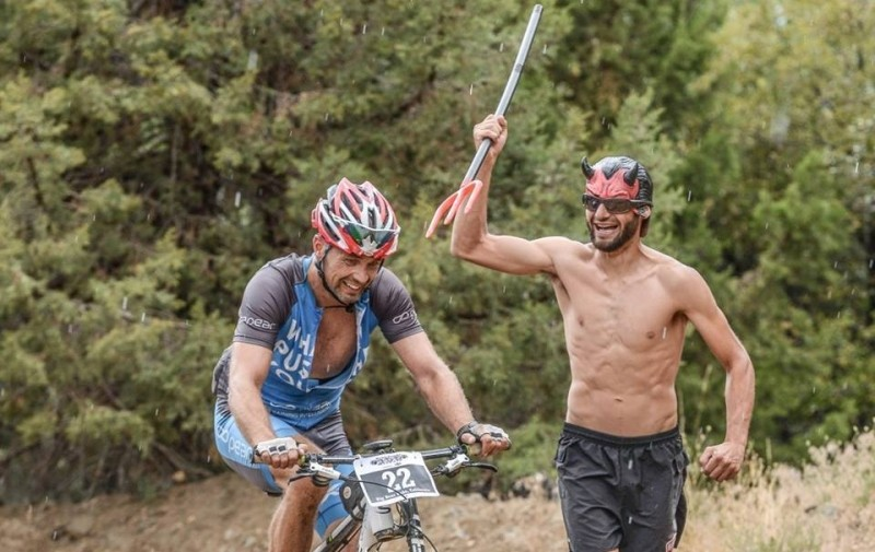 Summer Mountains Put Fat-Tire Bicyclists To Endurance Tests