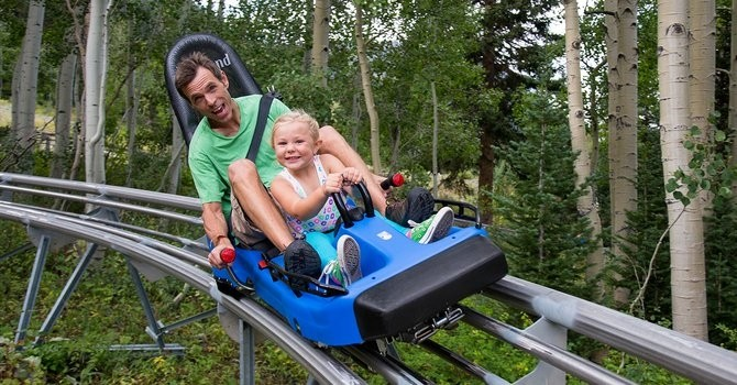 Keep The High-Speed Thrills Going With Summer Alpine Coasters