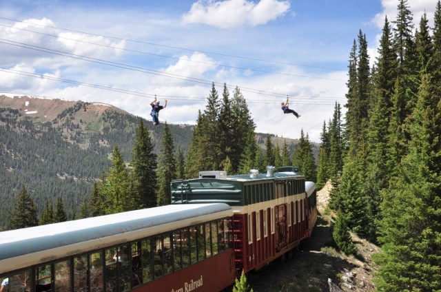 Get Ready To Fly: Mountain Resorts Wired For Zipline Thrills