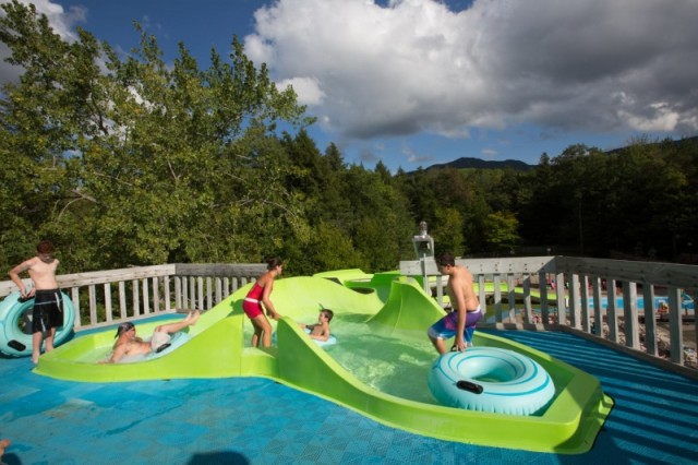 Smugglers' Notch water park
