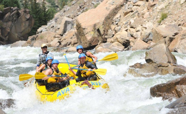 When Snow Melts, Watery Thrills Await With Whitewater Rafting