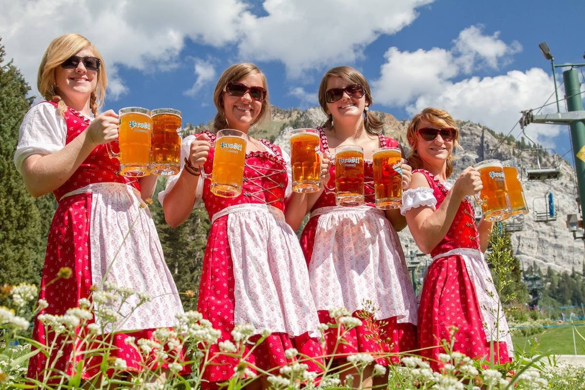Beer, Brats and Strudel: Oktoberfests in SnoCountry
