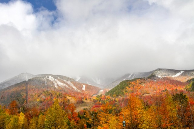 Find Finest Fall Foliage With Scenic Gondola Rides