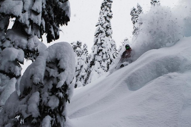 Word Is Out: Whisper Ridge To Open For Backcountry Powder