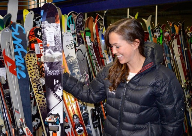 Make The Swap: Affordable Gear Finds At Ski Swaps